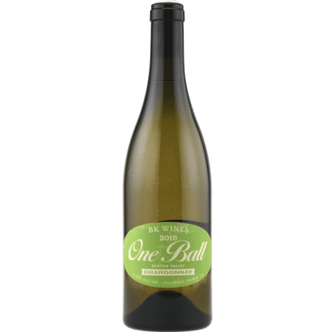 BK Wines One Ball Chardonnay 750ml