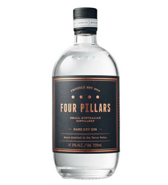 Four Pillars Rare Dry Gin 700ml - Hop Vine & Still