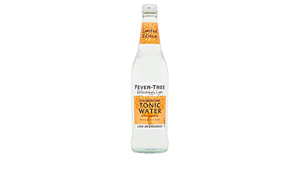 Fever Tree Clementine Tonic 500ml
