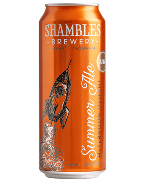 Shambles Summer Ale 500ml