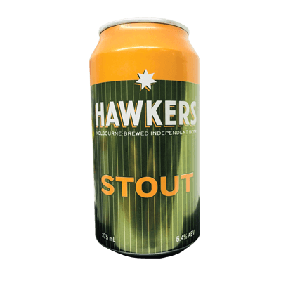 Hawkers Stout 375ml - Hop Vine & Still
