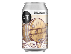 Hop Nation SINGLE FOEDRE SERIES - SOUR BLONDE 375ml - Hop Vine & Still