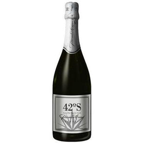 42 Degrees South Premier Cuvee Sparkling NV 750ml - Hop Vine & Still