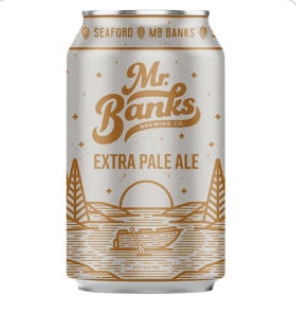 Mr Banks Extra Pale Ale 355ml - Hop Vine & Still