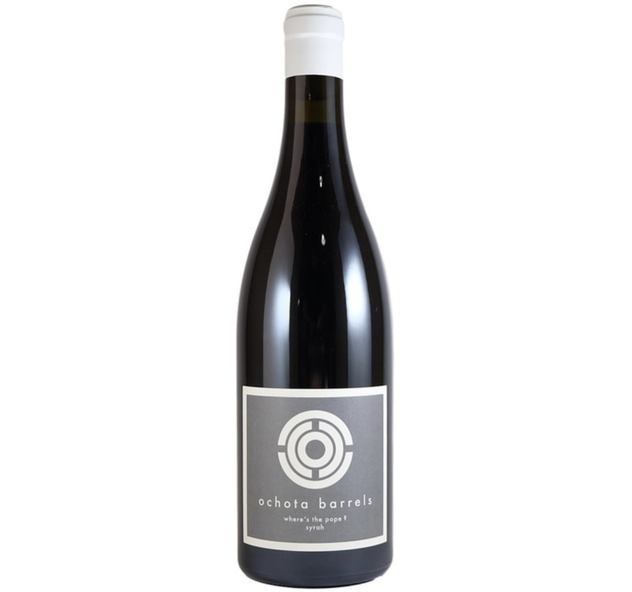 Ochota Barrels Where's the pope? Syrah 2020 750ml - Hop Vine & Still