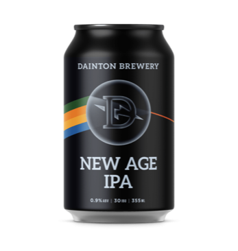 Dainton Brewery New Age IPA 4 x 335mL - Hop Vine & Still