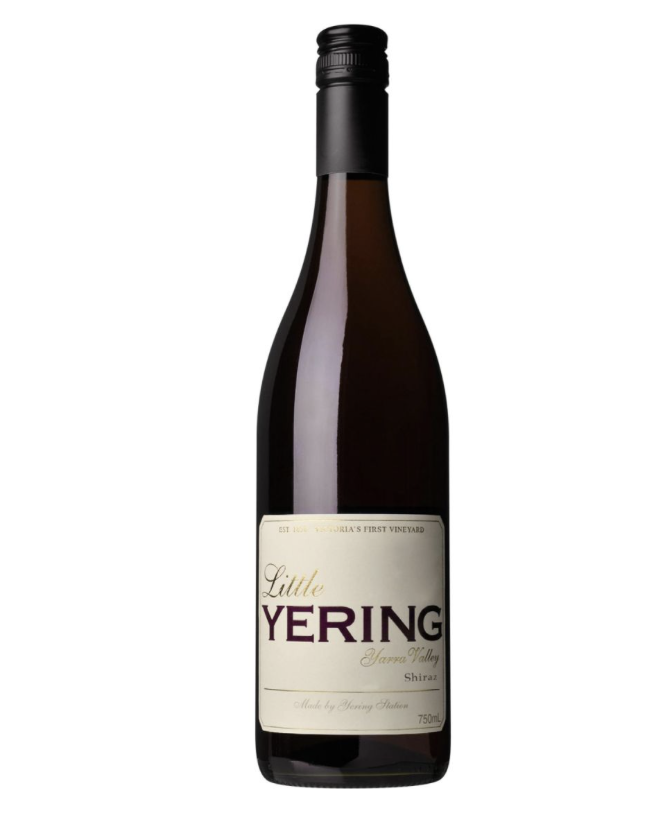 Little Yering Shiraz 2016 750ml - Hop Vine & Still