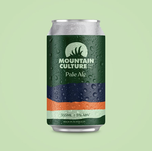 Mountain Culture Pale Ale 355ml - Hop Vine & Still