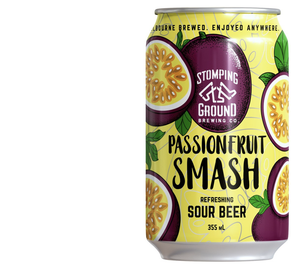 Stomping Ground Passionfruit Smash 355ml