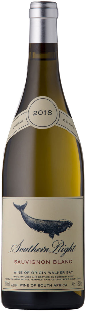 Southern Right Sauvignon Blanc 2018 6 x 750mL