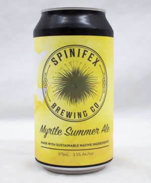 Spinifex Myrtle Summer Ale 375ml - Hop Vine & Still