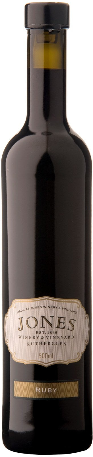 Jones Winery & Vineyard Ruby NV 6 x 500mL