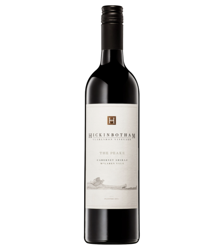 Hickinbotham The Peake Cabernet - Shiraz 2018 750ml