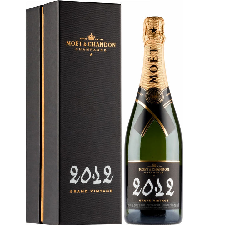 Moet & Chandon Grand Vintage 2012 750ml - Hop Vine & Still