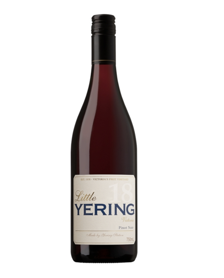 Little Yering Pinot Noir 2020 750ml - Hop Vine & Still