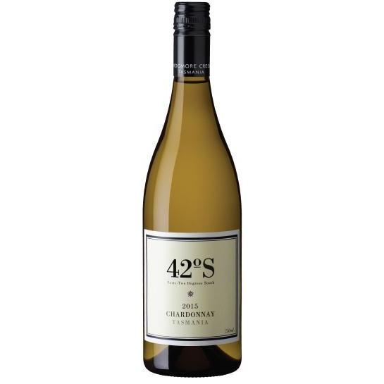 42 Degrees South Chardonnay 2018 750ml - Hop Vine & Still