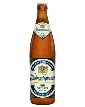 Weihenstephan Hefe 500ml - Hop Vine & Still