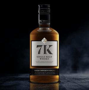 7K Distillery Single Malt Whisky Sherry Cask 500ml - Hop Vine & Still