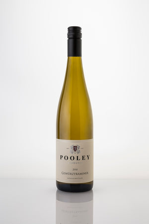 Pooley Gewürztraminer 2019 750ml - Hop Vine & Still