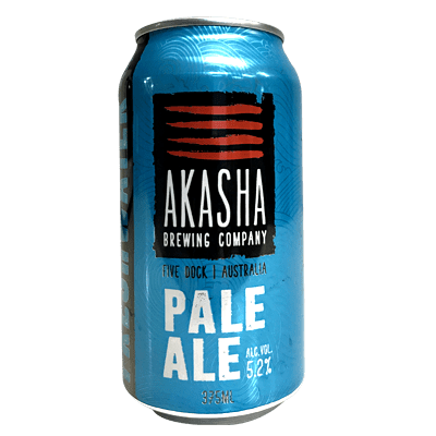 Akasha Fresh Water Pale Ale 375ml