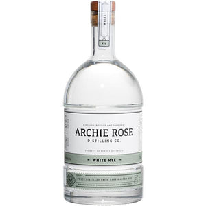 Archie Rose White Rye 700ml - Hop Vine & Still