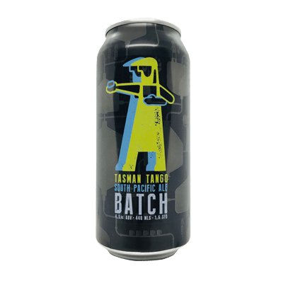 Batch Tasman Tango South Pacific Ale 440ml