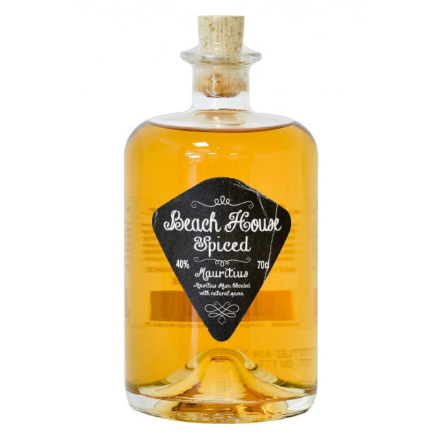 Beach House Gold Spiced Rum 700ml - Hop Vine & Still