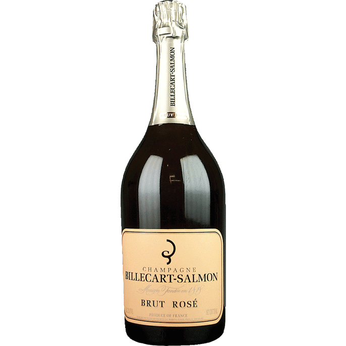 Billecart-Salmon Brut Rosé Champagne NV 750ml - Hop Vine & Still