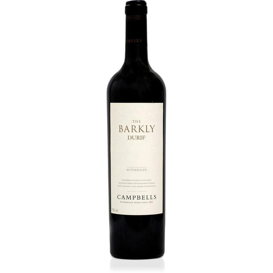 Campbells The Barkly Durif 2013 750ml