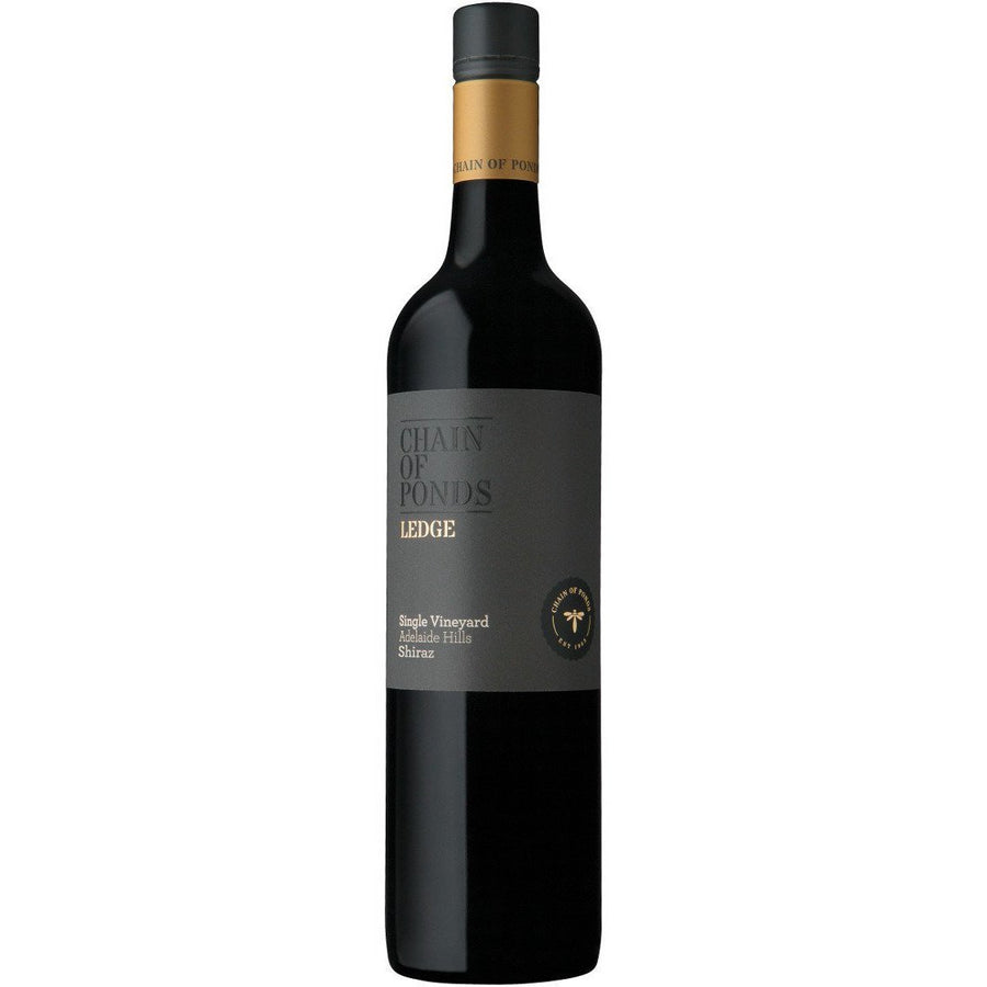 Chain of Ponds Ledge Shiraz 750ml