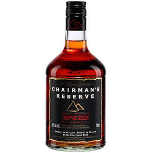 Chairmans Reserve Spiced Rum 700ml