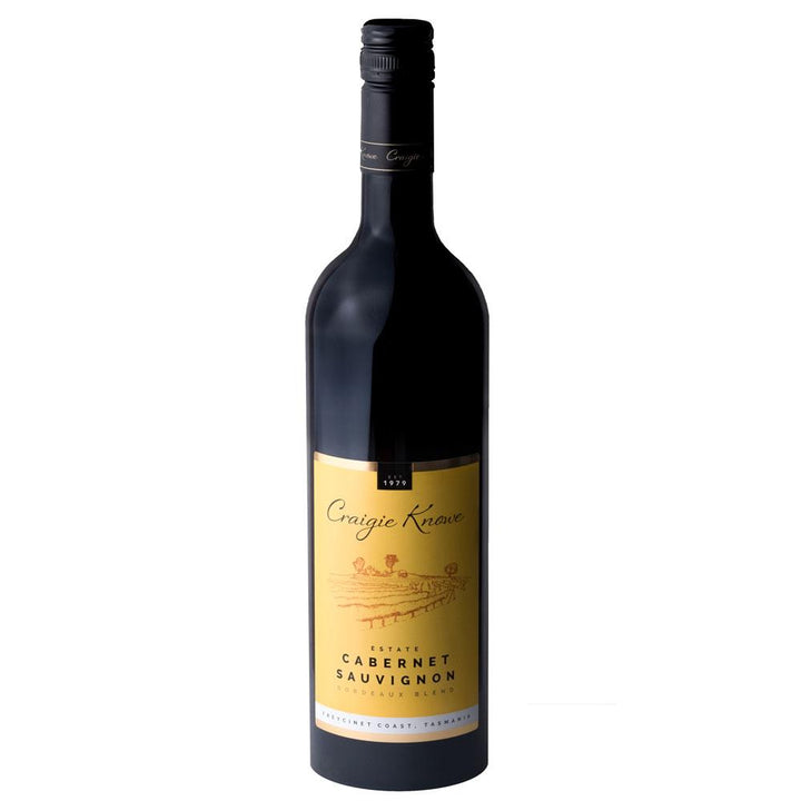 Craigie Knowe Estate Cabernet Sauvignon 2015 750ml