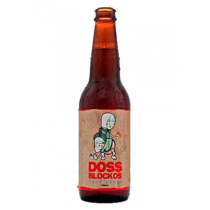 Doss Blockos Pale Lager 330ml