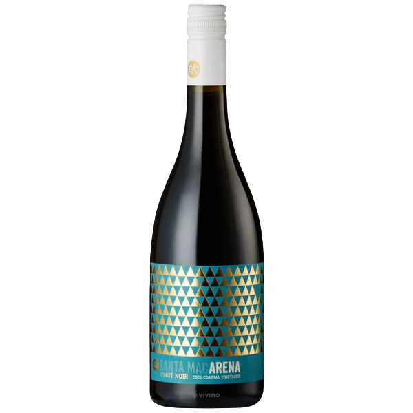 Espinos y Cardos Santa Macarena Cool Coastal Vineyards Pinot Noir 2017 750ml