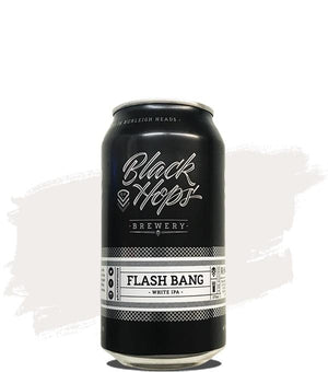 Black Hops Flash Bang IPA 375ml - Hop Vine & Still