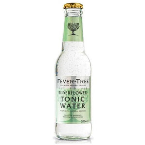 Fever-Tree Elderflower Tonic 200ml