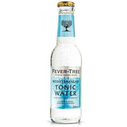 Fever-Tree Mediterranean Tonic Water 200ml