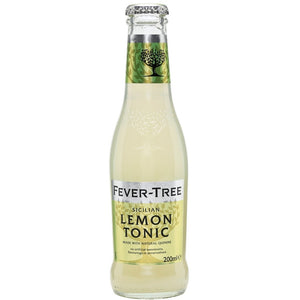 Fever-Tree Sicilian Lemon Tonic Water 200ml