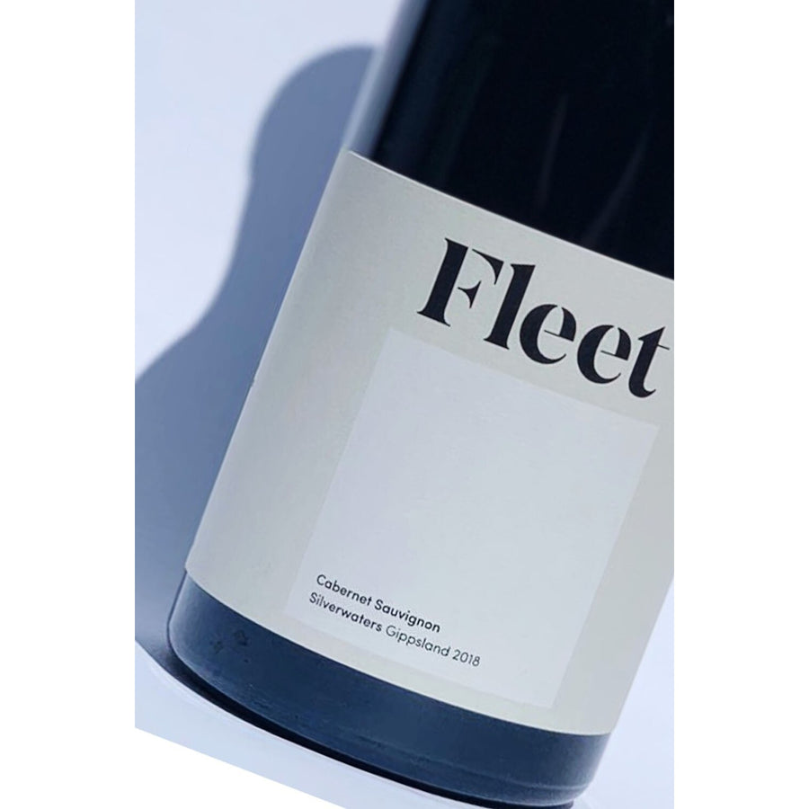 Fleet Silverwaters Cabernet 2018 750ml - Hop Vine & Still