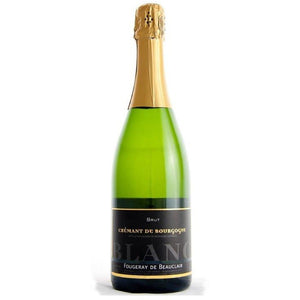 Fougeray de Beauclaire Cremant Blanc 750ml