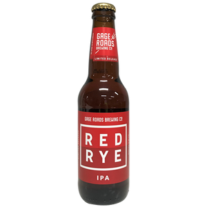 Gage Roads Red Rye IPA 330ml