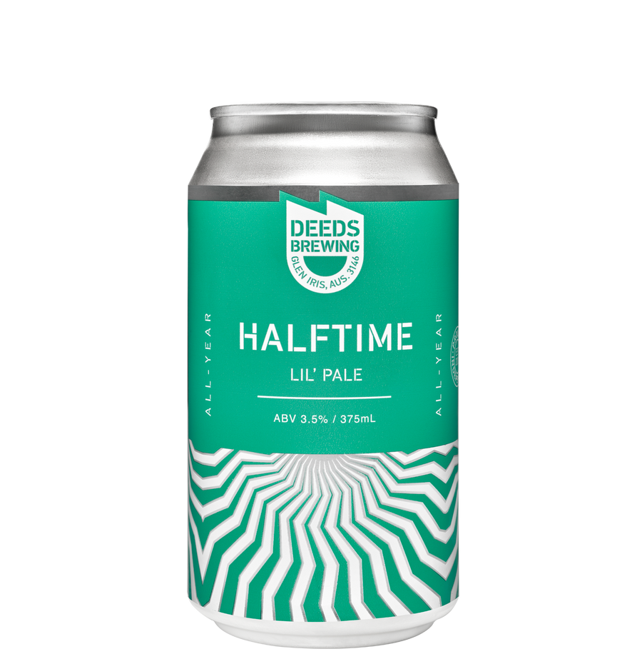 Quiet Deeds Half Time Pale Ale 375ml - Hop Vine & Still