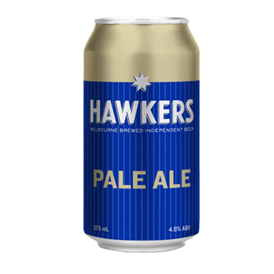 Hawkers Pale Ale Can 375ml - Hop Vine & Still