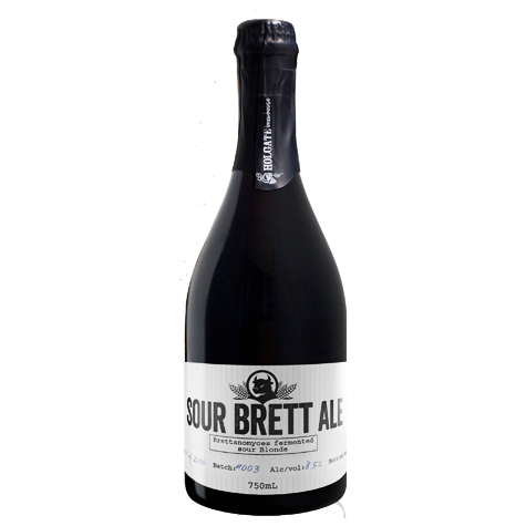 Holgate Sour Brett Ale 750ml