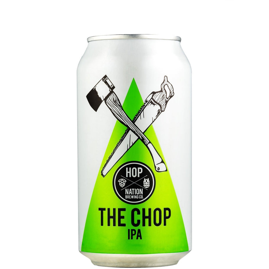 Hop Nation The Chop IPA 375ml - Hop Vine & Still