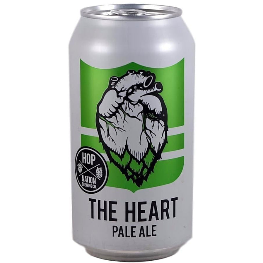 Hop Nation The Heart Pale 375ml