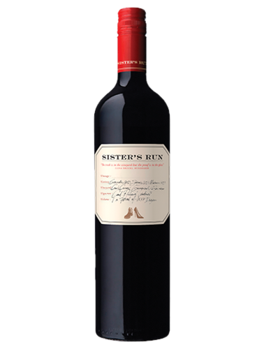 Sister's Run Cow's Corner Grenache - Shiraz - Mataro 2017 750ml