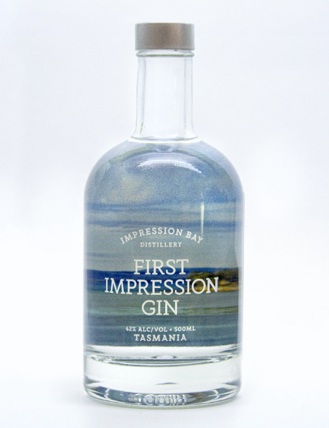 Impression Bay Distillery First Impression Gin 500ml