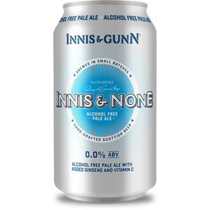 Innis and Gunn Alcohol Free Pale Ale 330ml