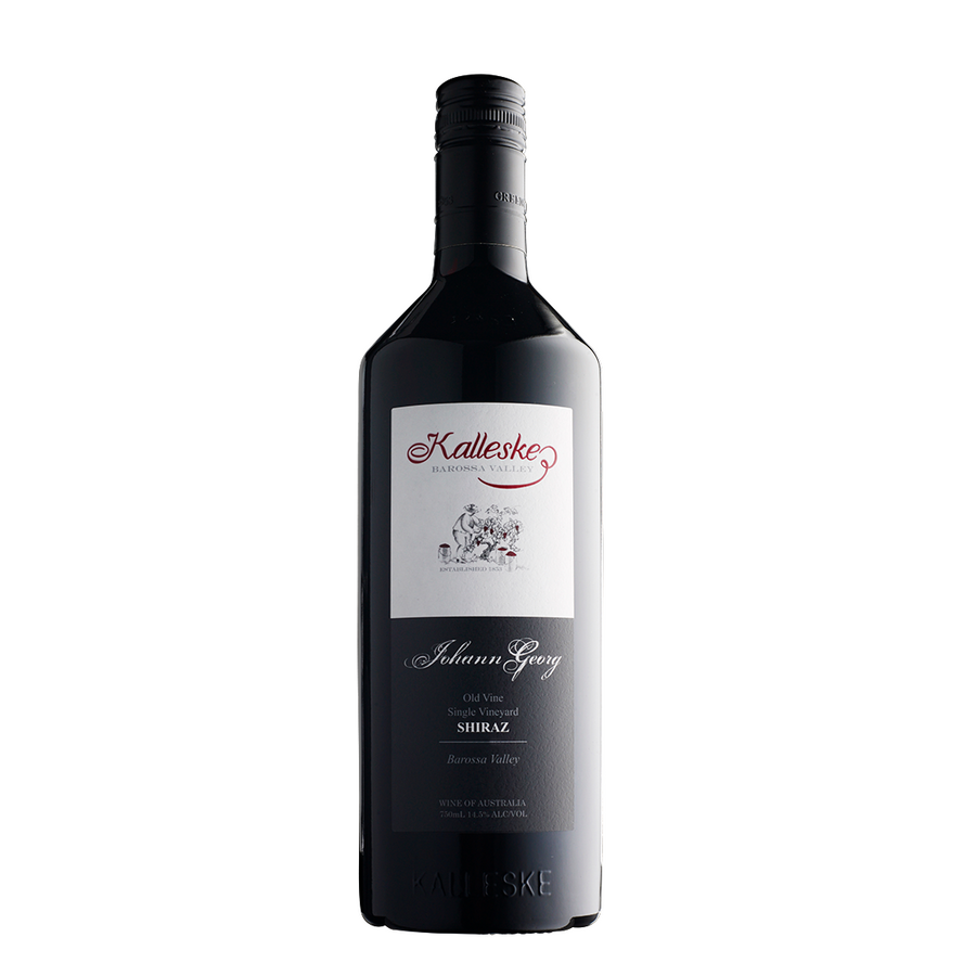 Kalleske Johann Georg Old Vine Shiraz 2017 6 x 750ml